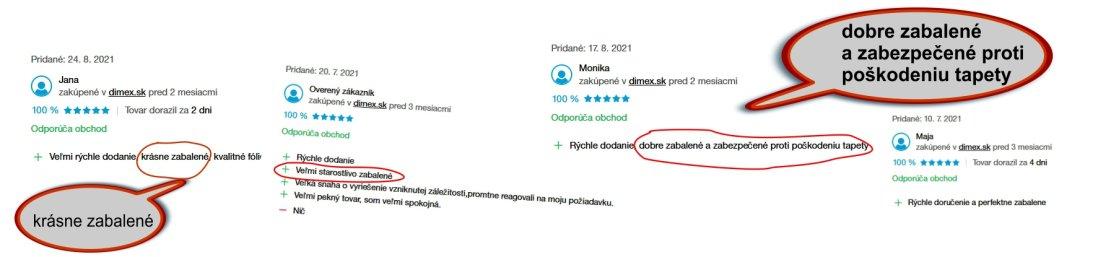 balenie tovaru na dimex.sk