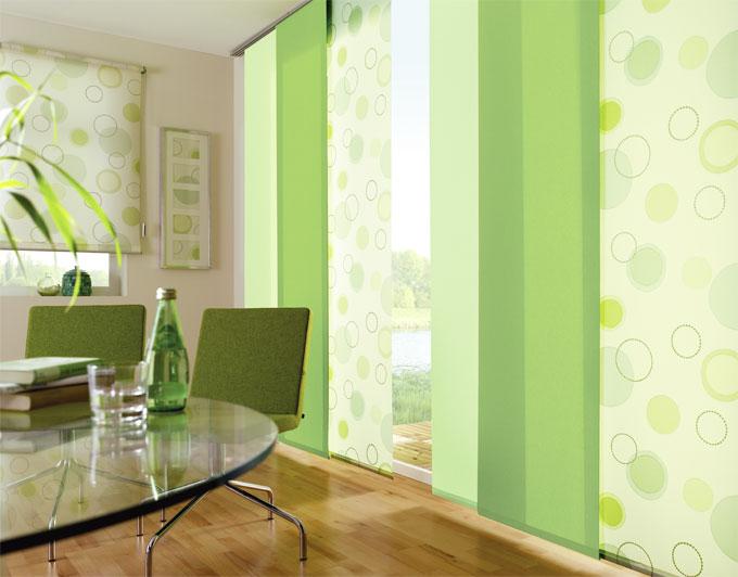 Дизайн в зеленых тонах фото 8