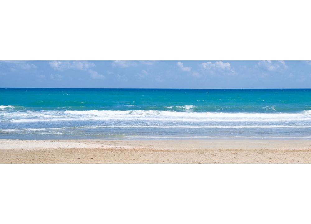 e73d51f6856 Fototapeta do kuchyne KI-180-090 Romantická pláž 60 x 180 cm (Obr ...