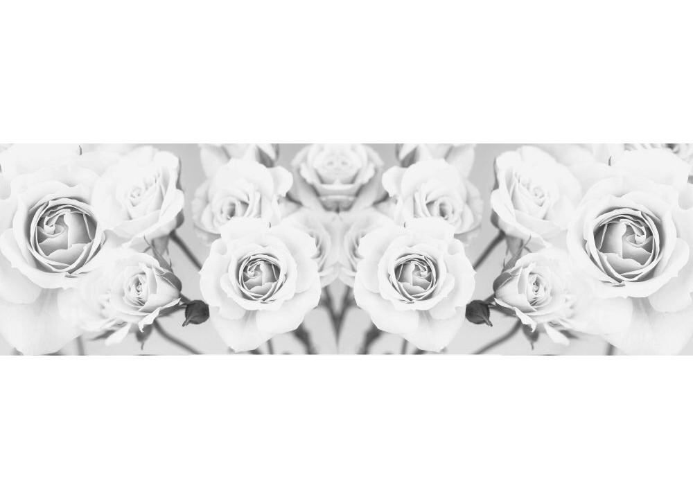 8901b4df0ad1 Štóla na stôl - Ruže v šedom